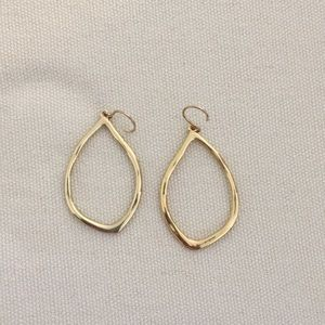 Chloe + Isabel Organic Teardrop Earrings